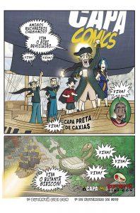 capa comics